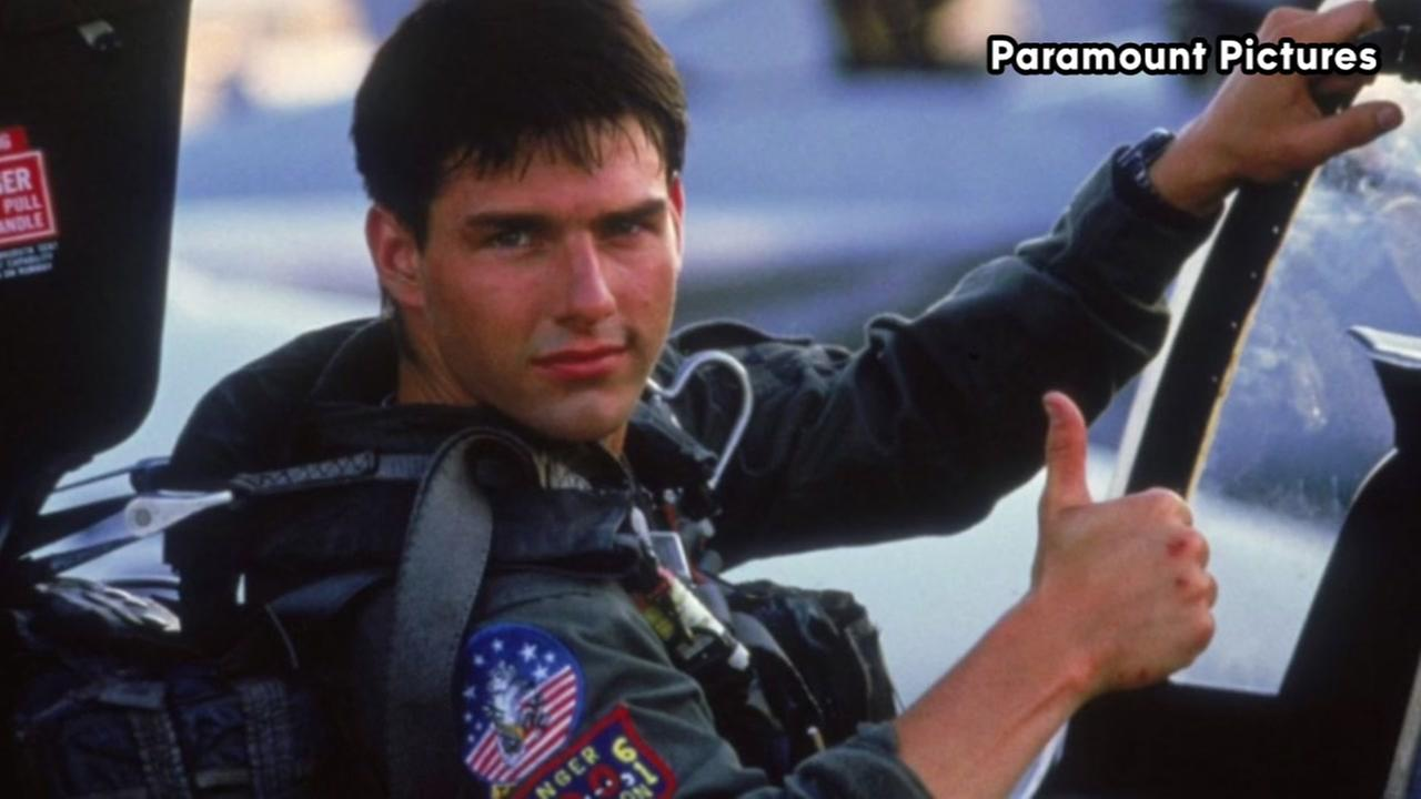 Tom Cruise confirms Top Gun sequel in the works