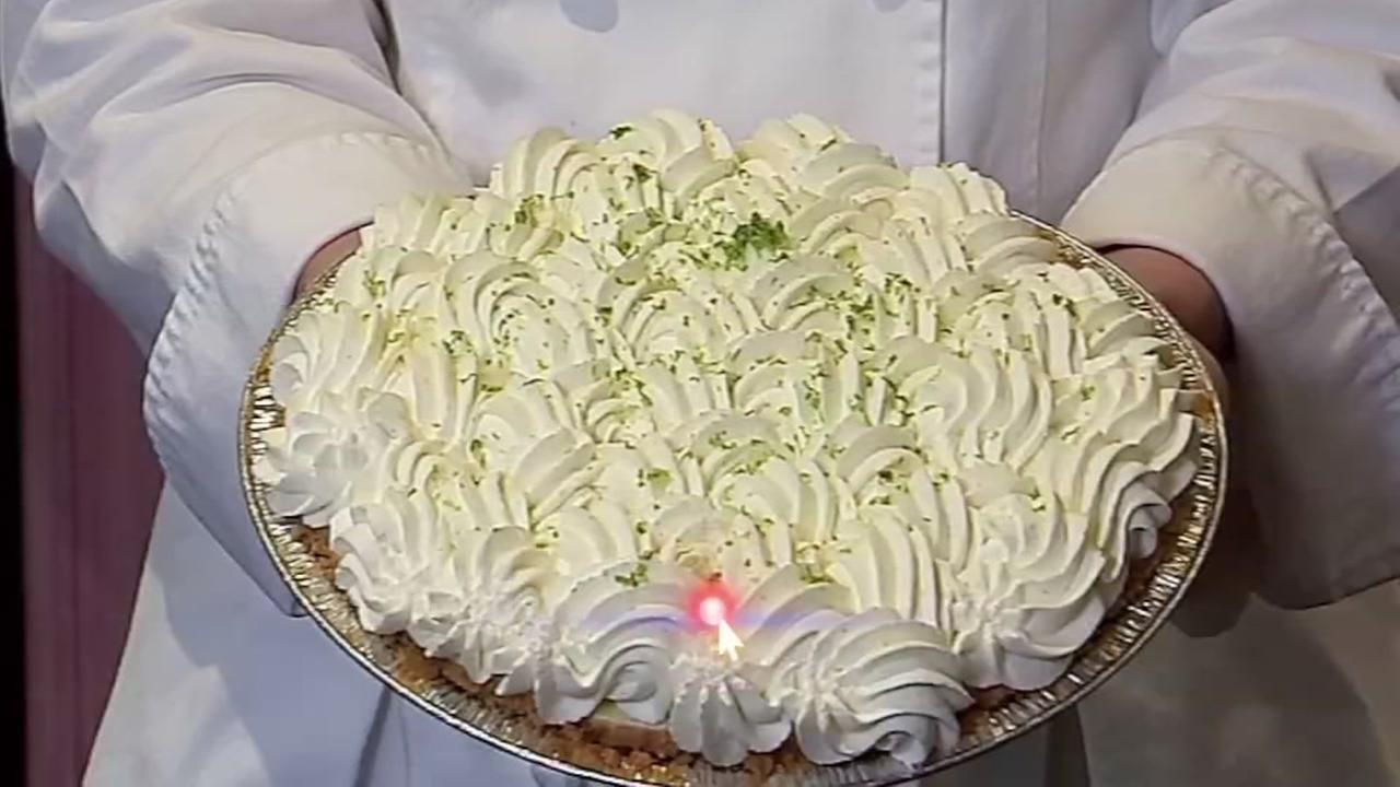 Lets Eat! Ooh La La key lime pie recipe