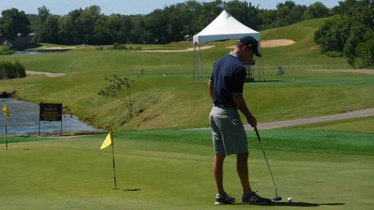 Golfers putt for a better future at local tournament