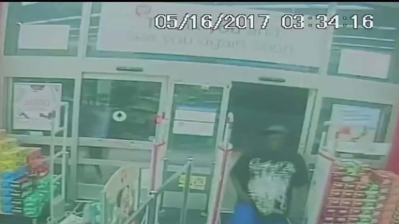 Surveillance video released in death of woman
