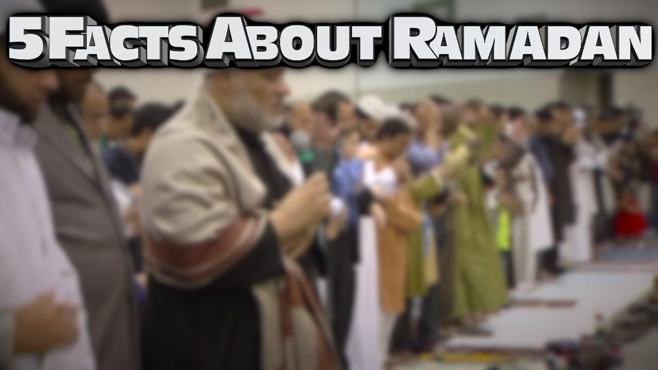 5 Ramadan Facts