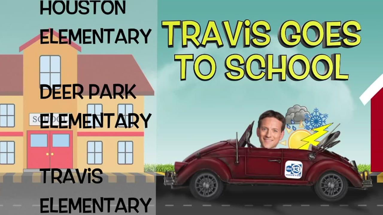 Travis school visits