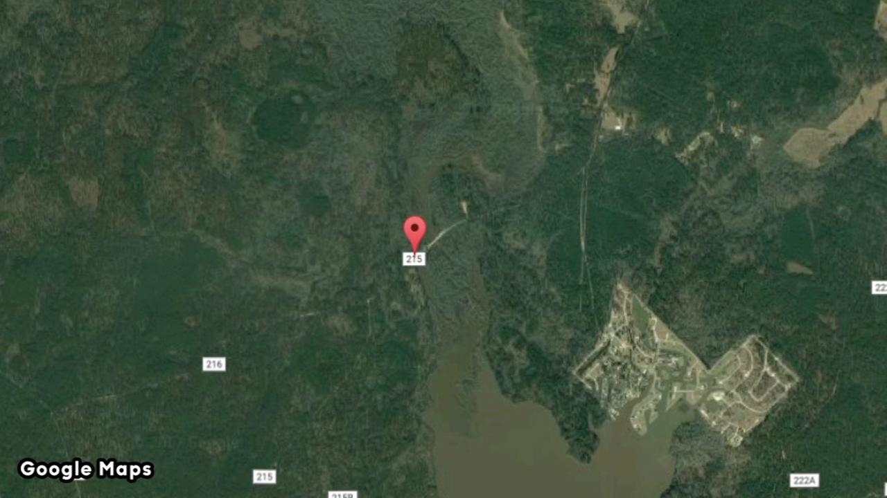3-year-old missing in Sam Houston National Forest