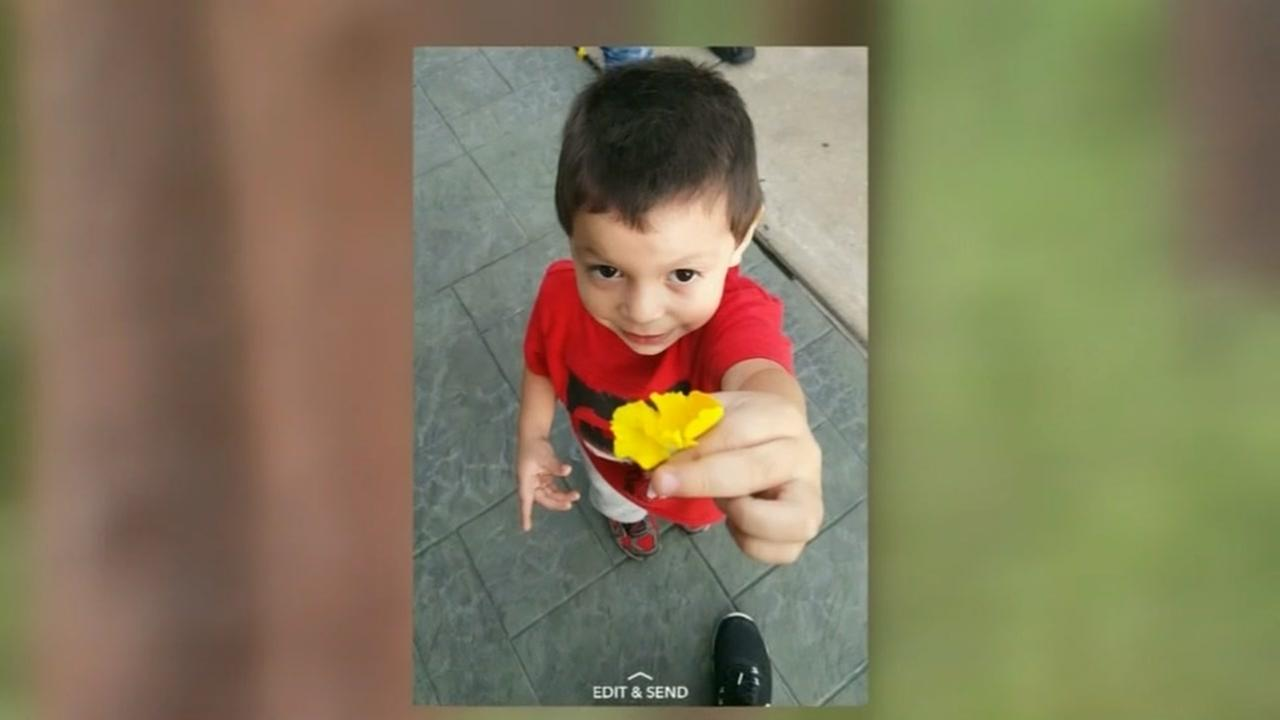 Missing 3-year-old boy found safe