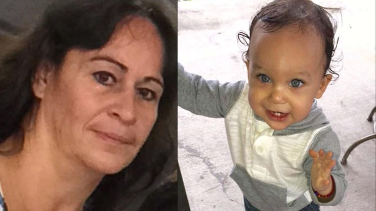 Grandmother and her 1-year-old grandson missing in Channelview