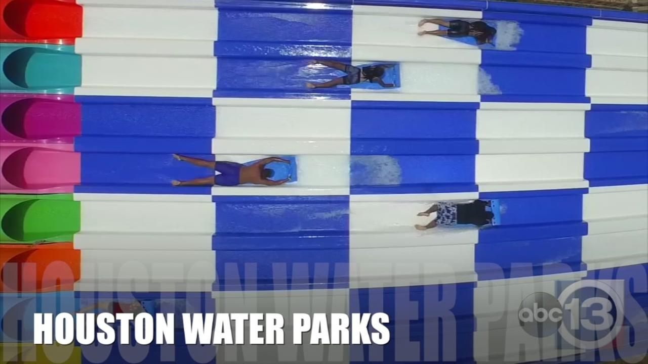 Everything you need to know about Houstons water parks