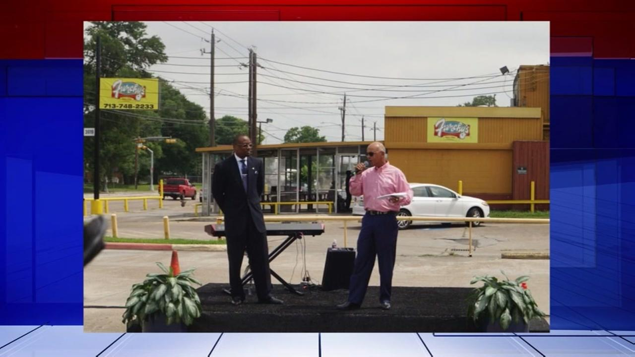 Wheeler Avenue Baptist Church and Frenchys Chicken announce expansion plans