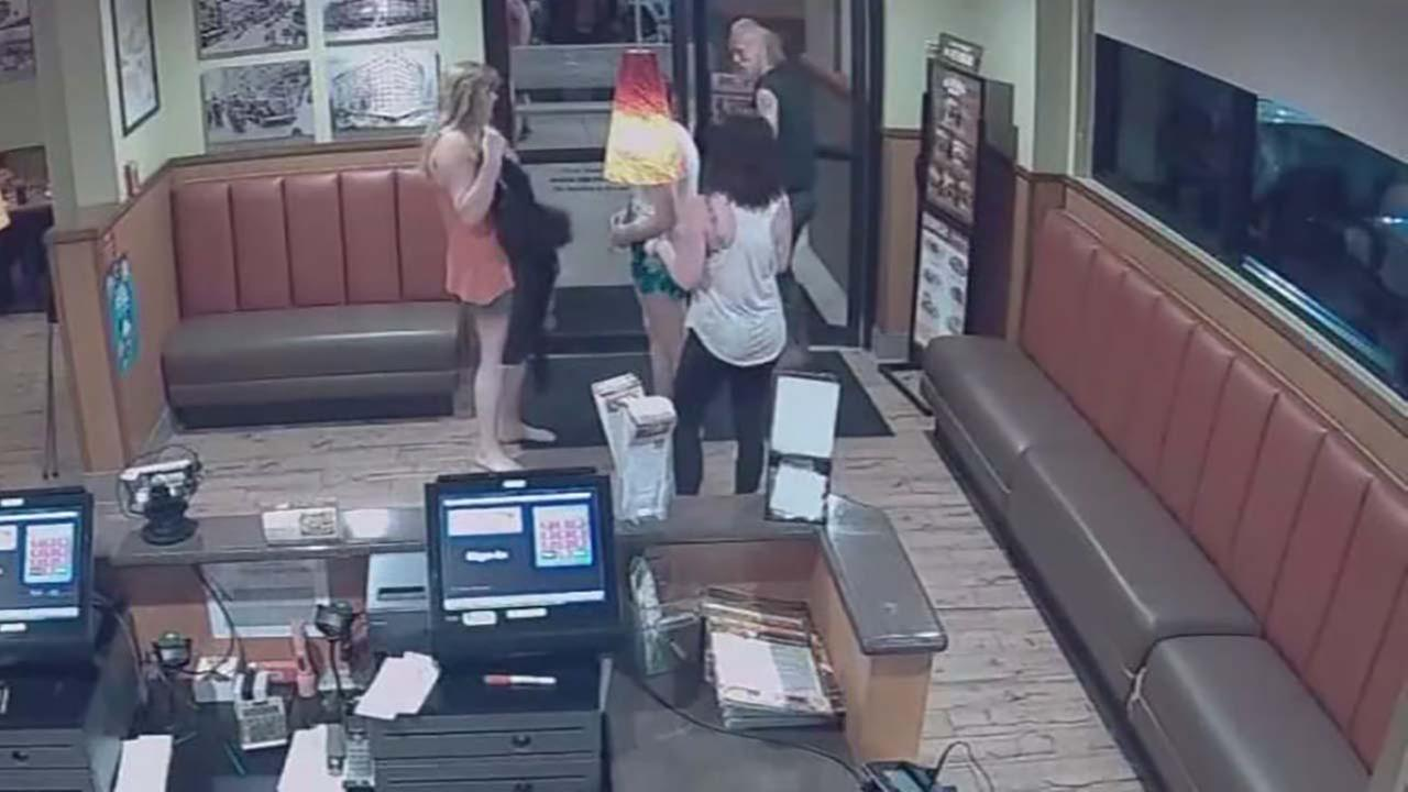 Deputys husband involved in fight at Dennys