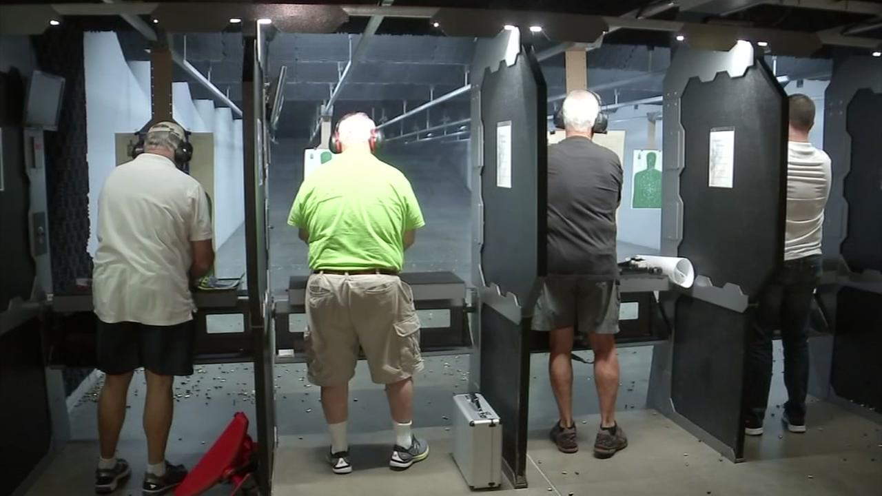 Immerse yourself in gun culture at Conroe guntry club