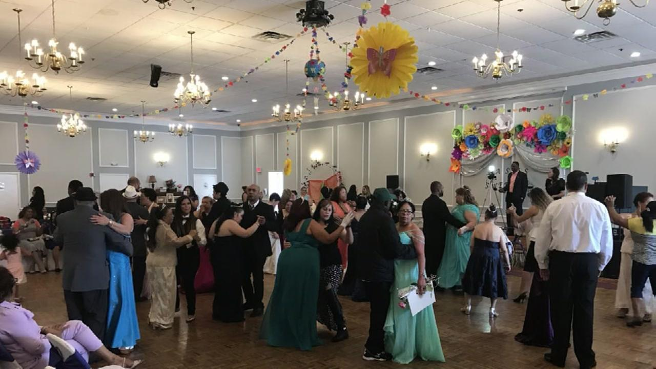 Health center hosts belated Quinceanera for patients