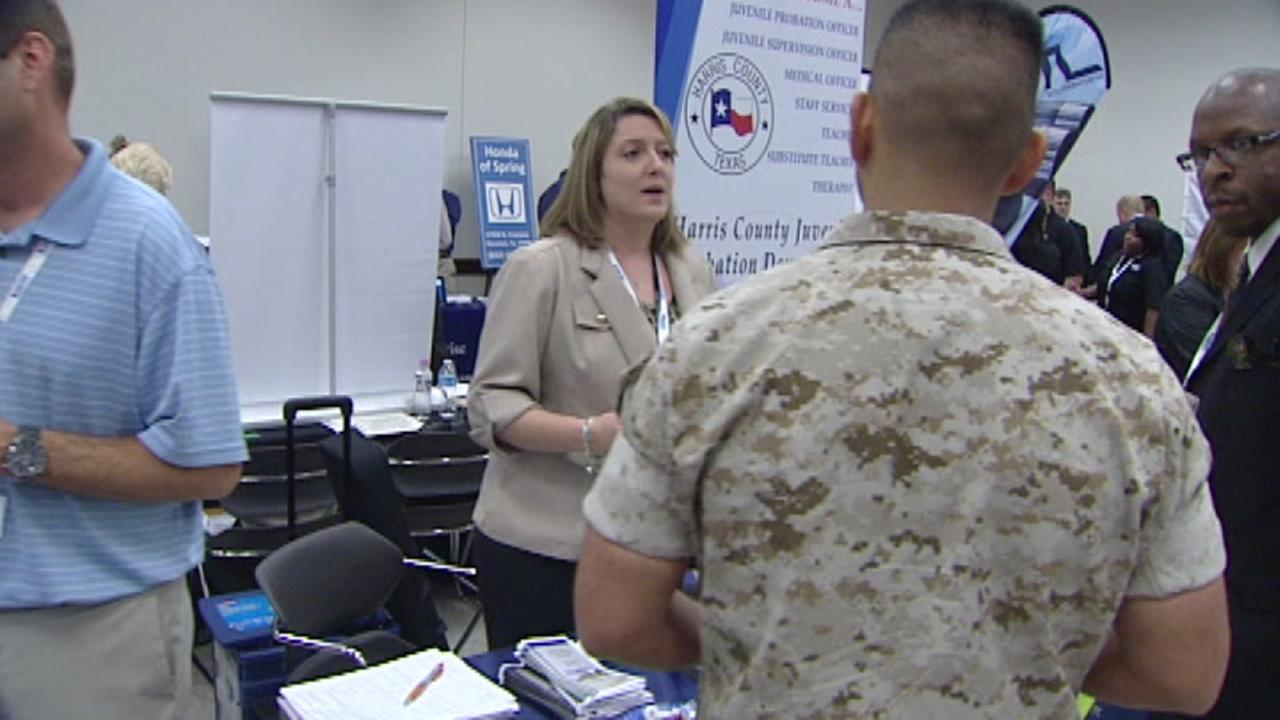 Veteran job fair coming to Minute Maid Park