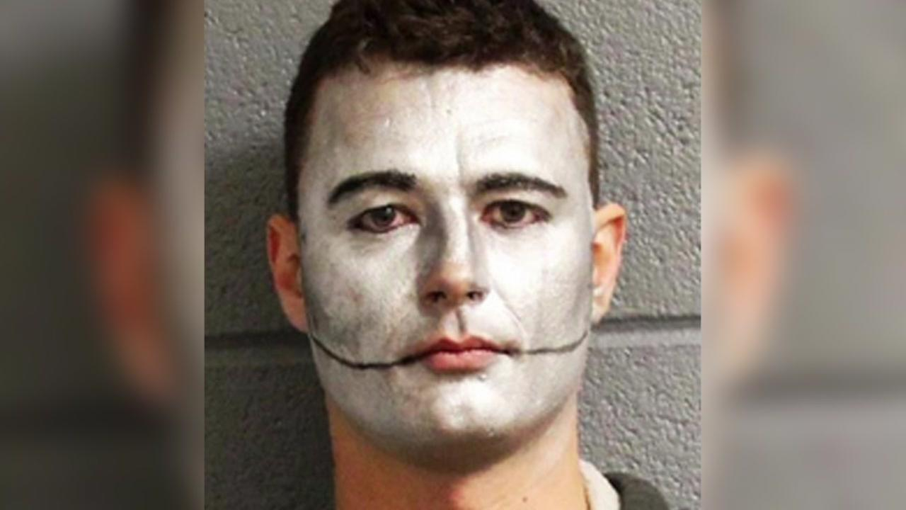 Actor in Tin Man makeup charged with DWI