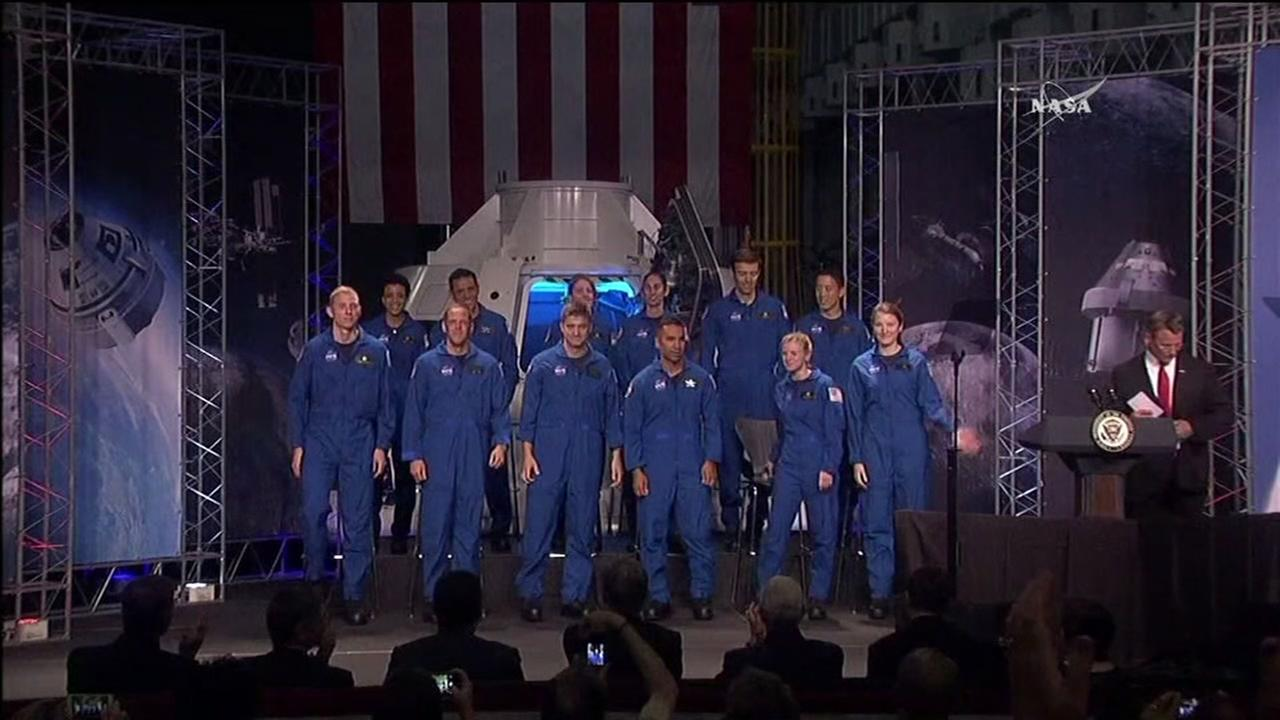 NASA announces next generation of astronauts