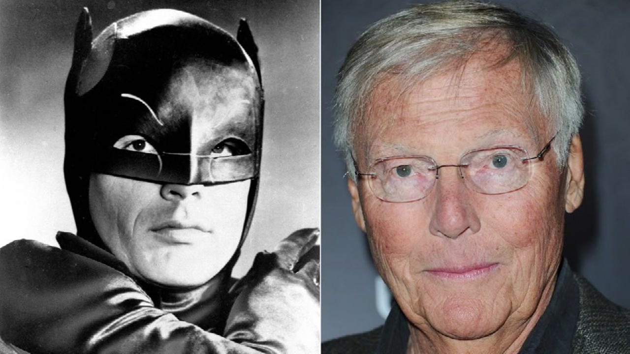 Actor Adam West, best-known for playing Batman, has died