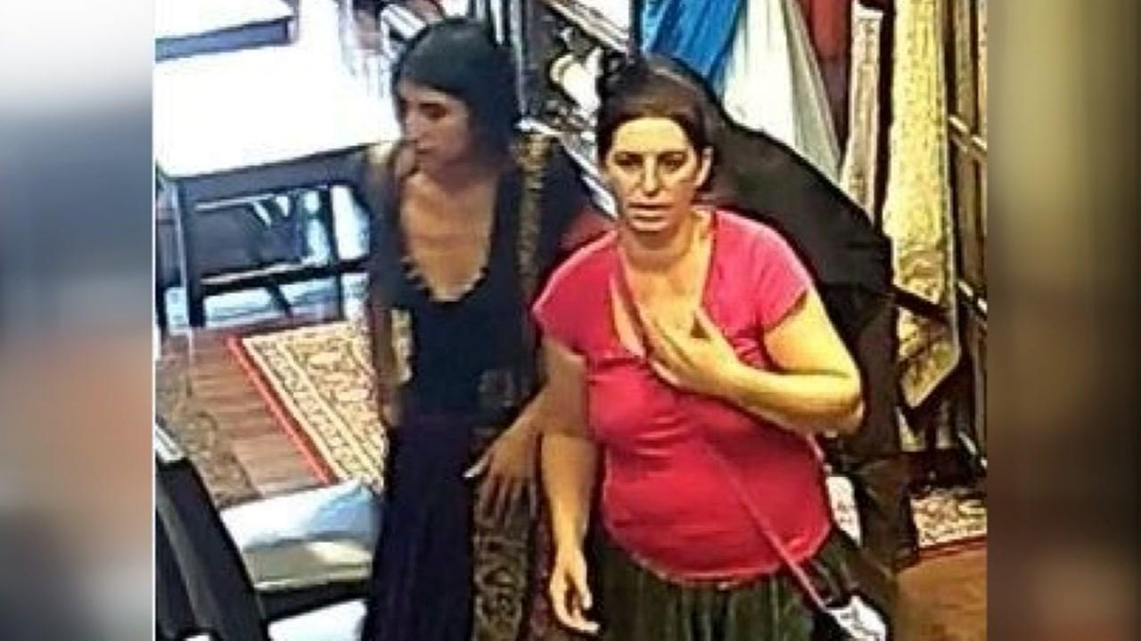 2 women wanted for boutique burglary in southwest Houston