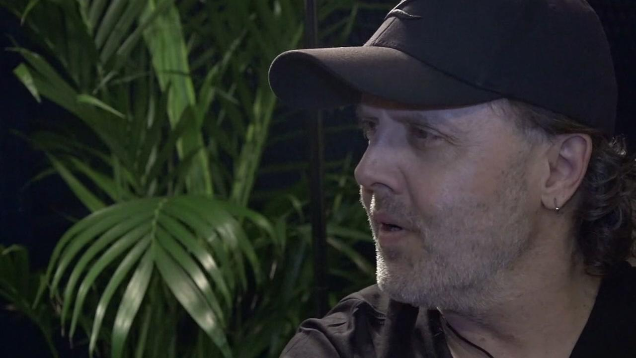 Interview with Metallica drummer Lars Ulrich