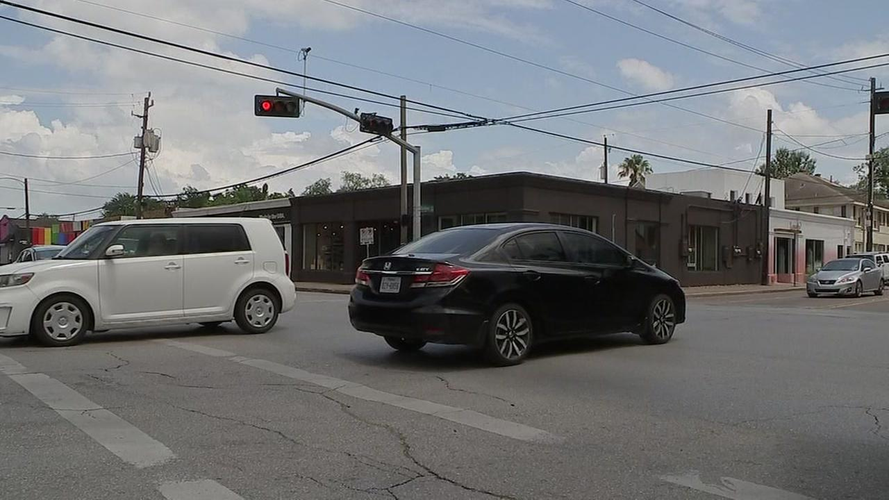 Deadly intersections in Houston