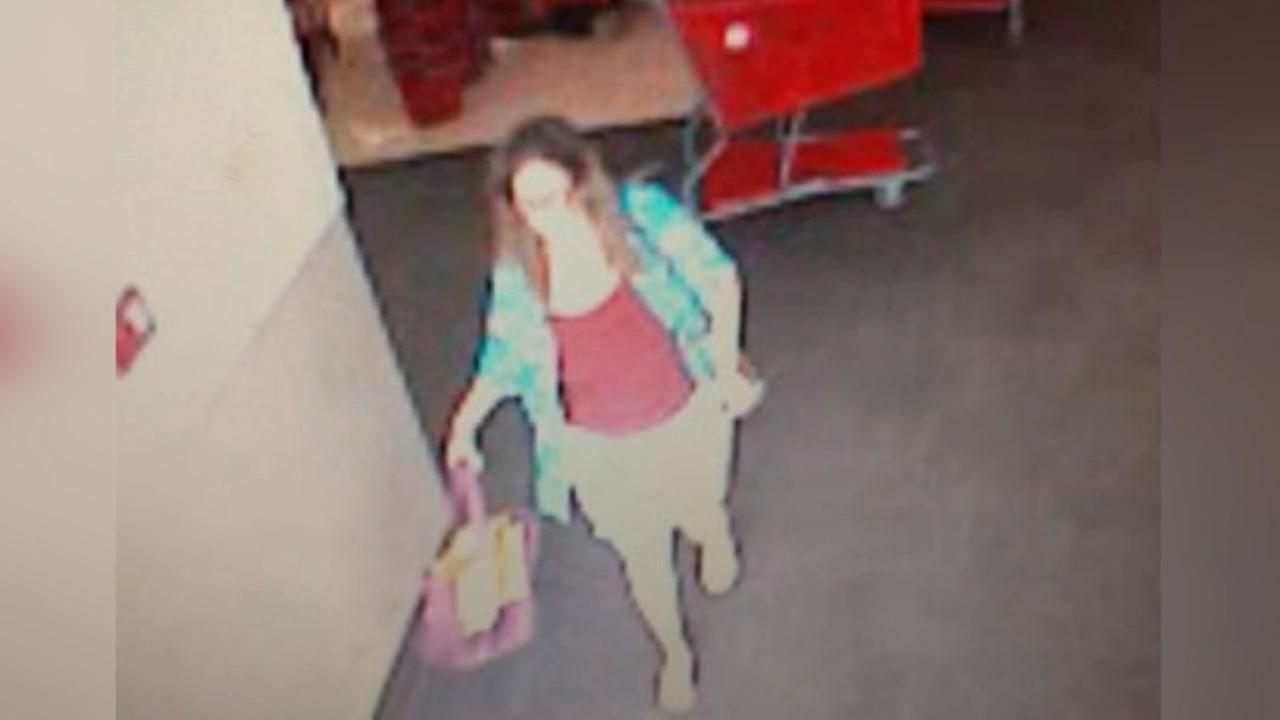 Baytown police looking for woman who keyed disabled veterans vehicle in Target parking lot