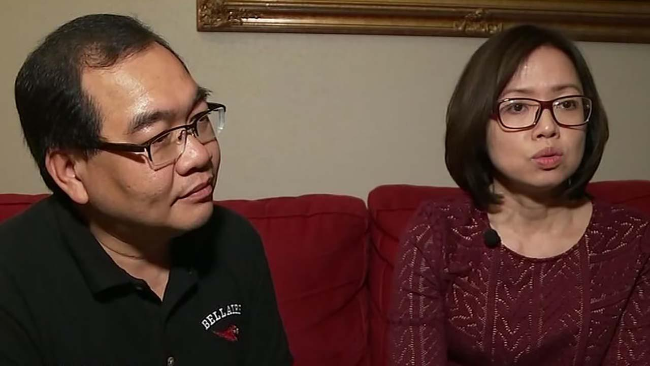 Couple says wrong-way driver nearly hit them before fatal crash