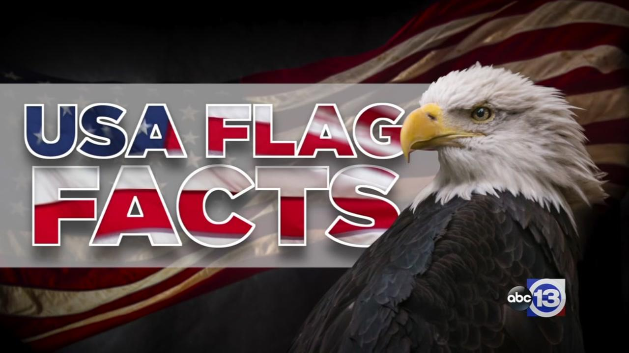 8 big facts about the American flag