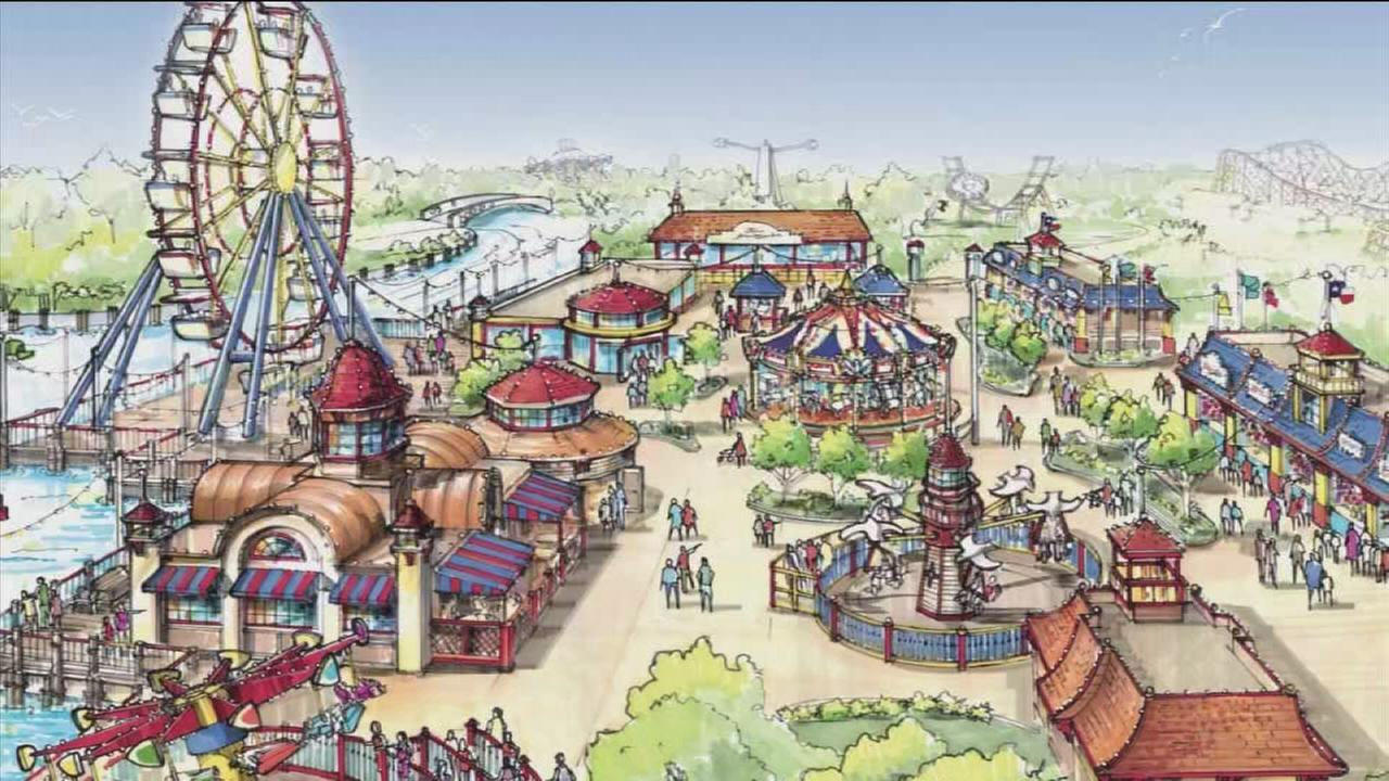 Grand Texas Theme Park set to open in 2015