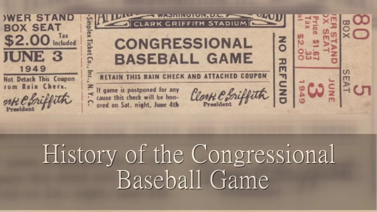 The Congressional Baseball Game has been played for a century