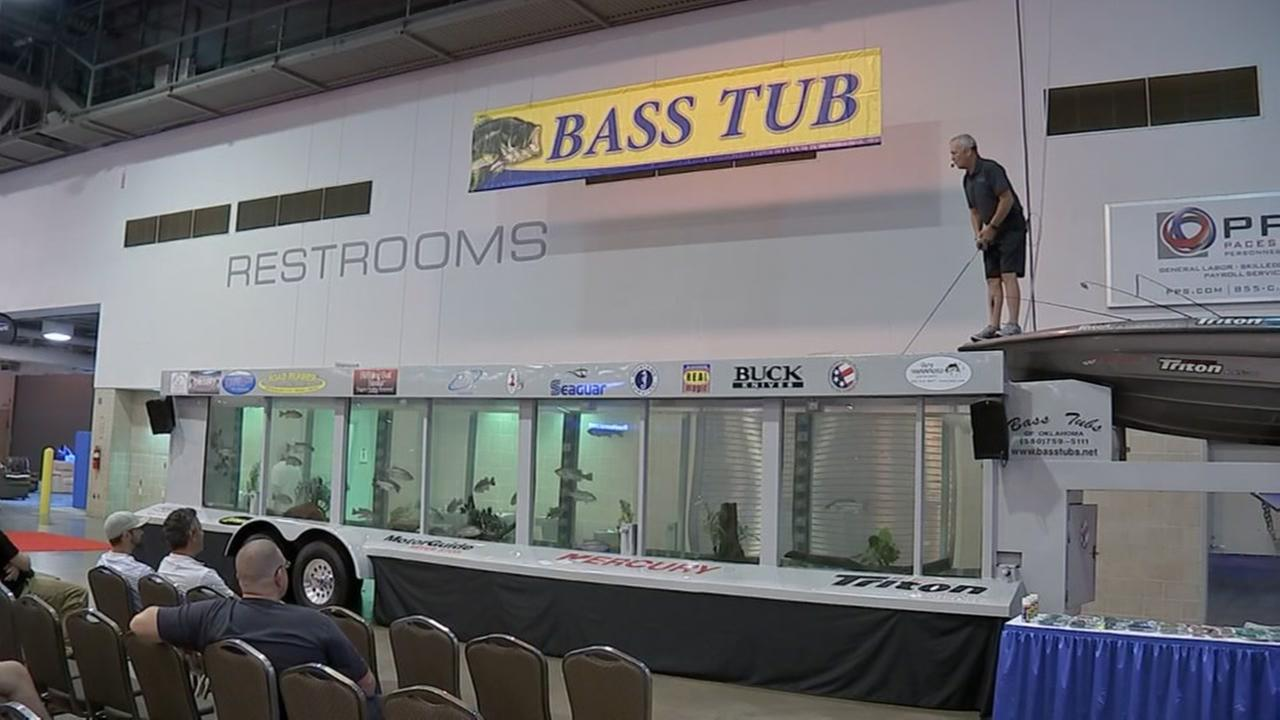 Houston summer boat show