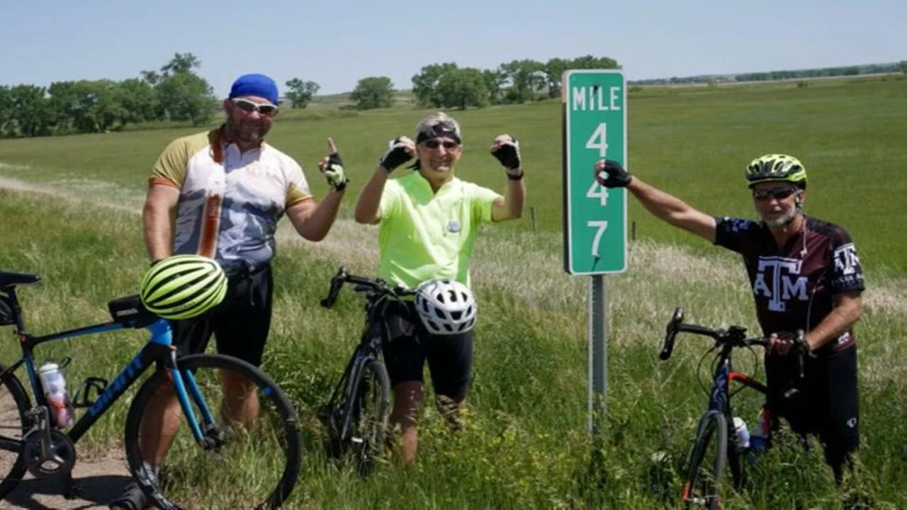3 brothers bike across the country
