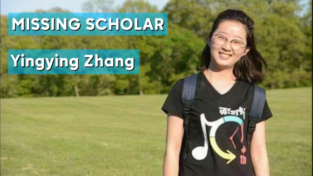 FBI offering reward in case of missing Chinese scholar from a university in Illinois
