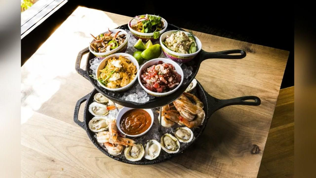From meat to seafood: Underbelly makes big menu change