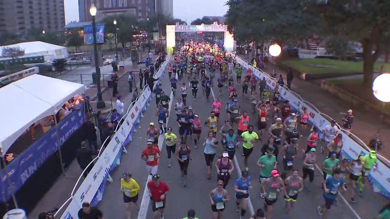 Aramco Half Marathon sells out for 2018