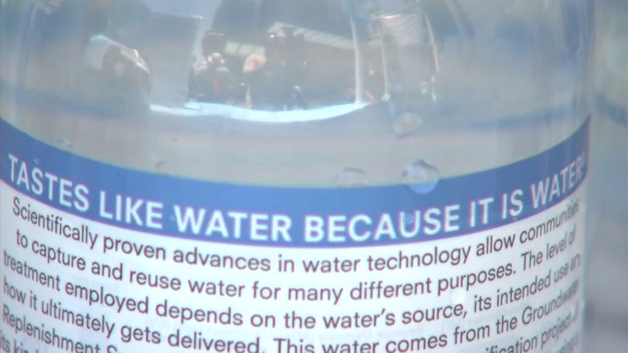 California company wants you to drink wastewater.