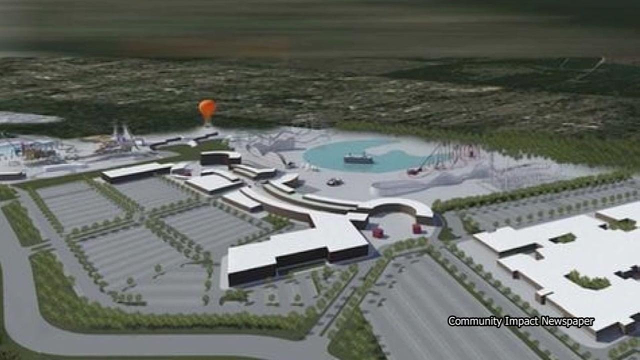 Grand Texas water park eyes construction this August