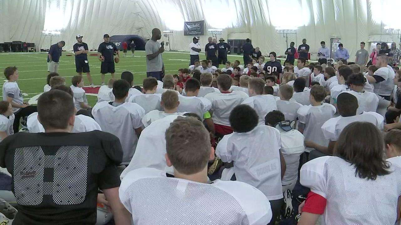 Jonathan Joseph summer camp