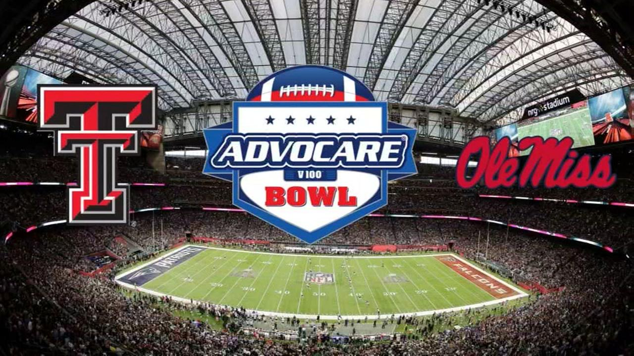 2018 Advocare Bowl pits Texas Tech vs. Ole Miss