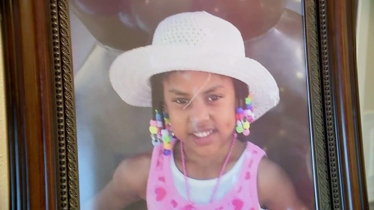 Funeral for 4-year-old girl police say was stabbed by her mother