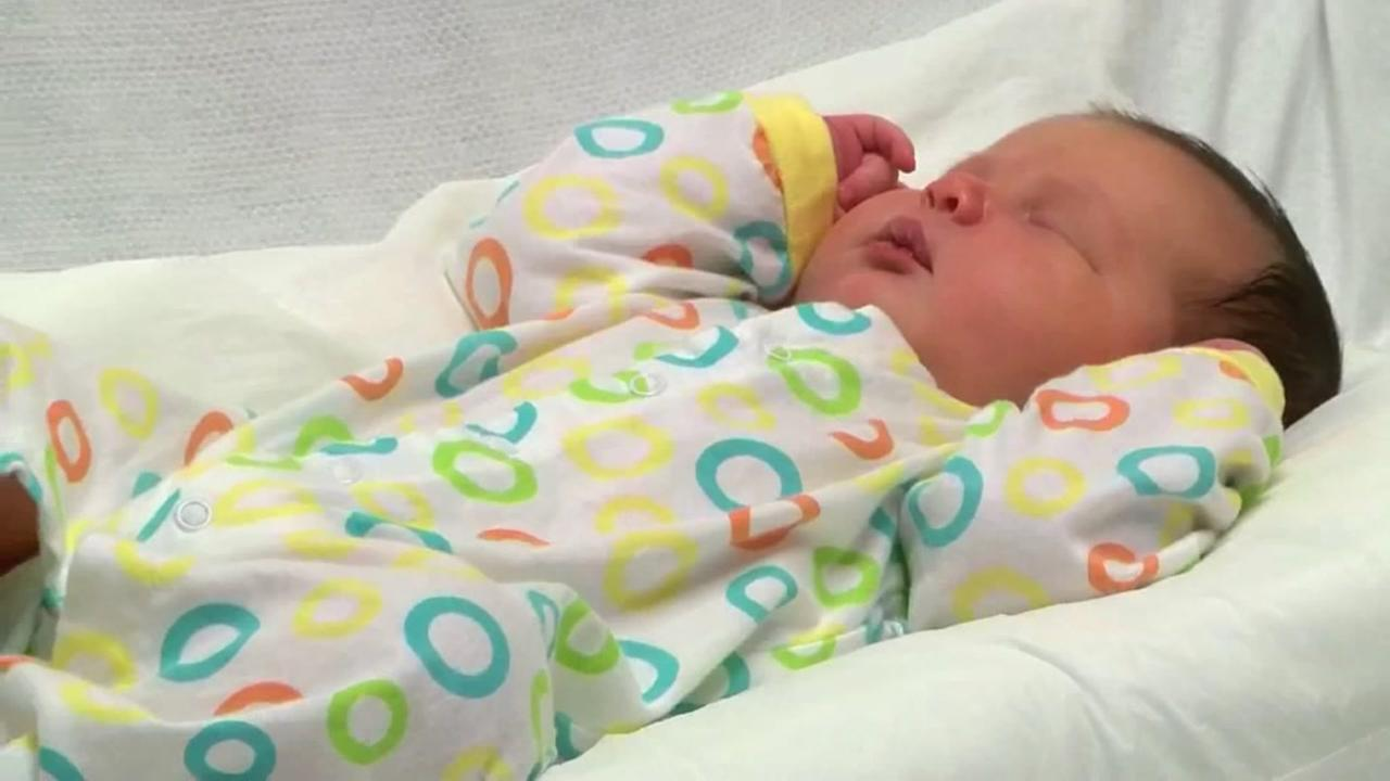 Oh, baby! S. Carolina newborn weighs whopping 14 lbs.