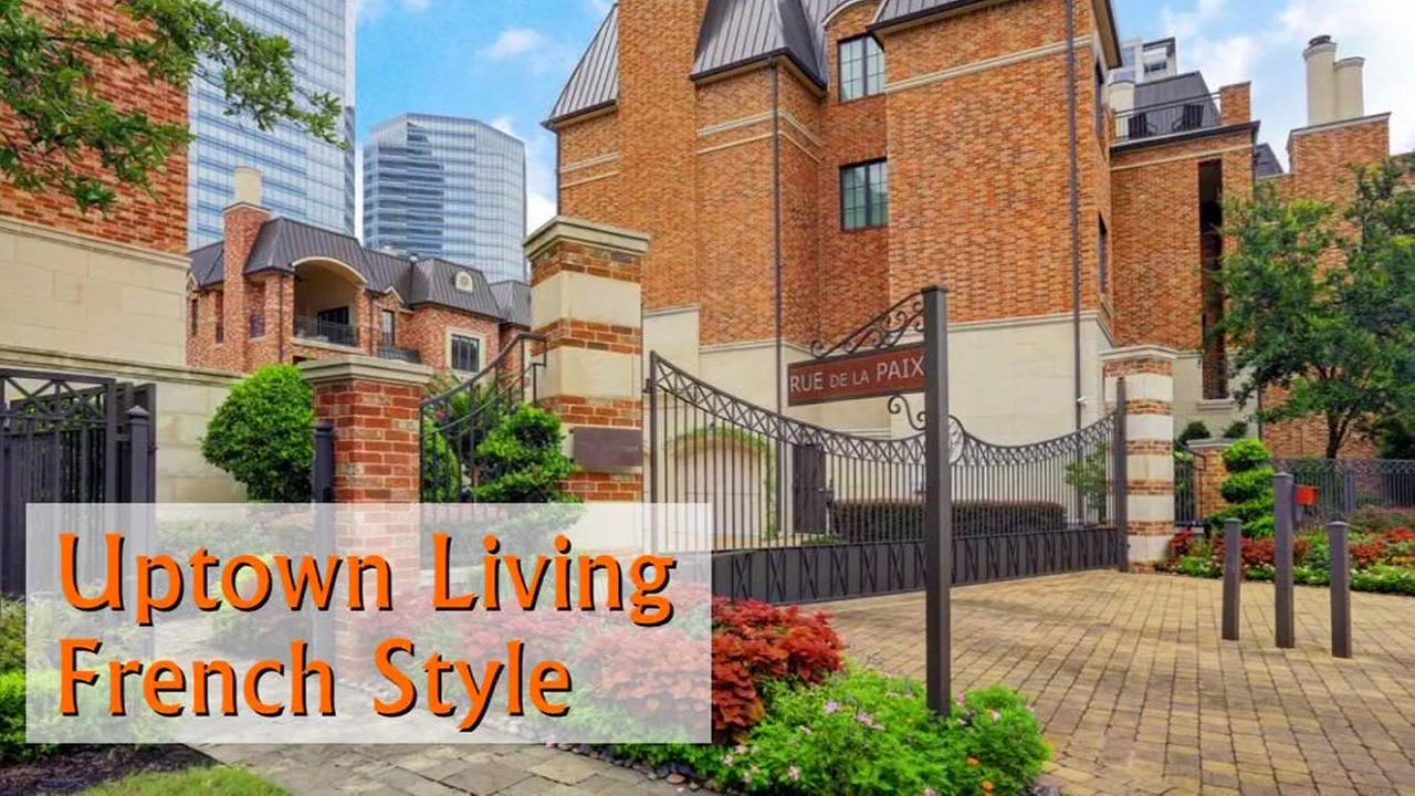 Old world elegance, modern design and great location can be yours with this 4-story home