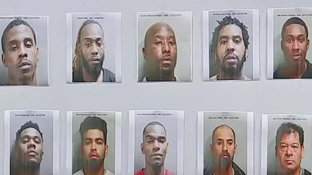 16 arrested in prostitution sting in north Harris County