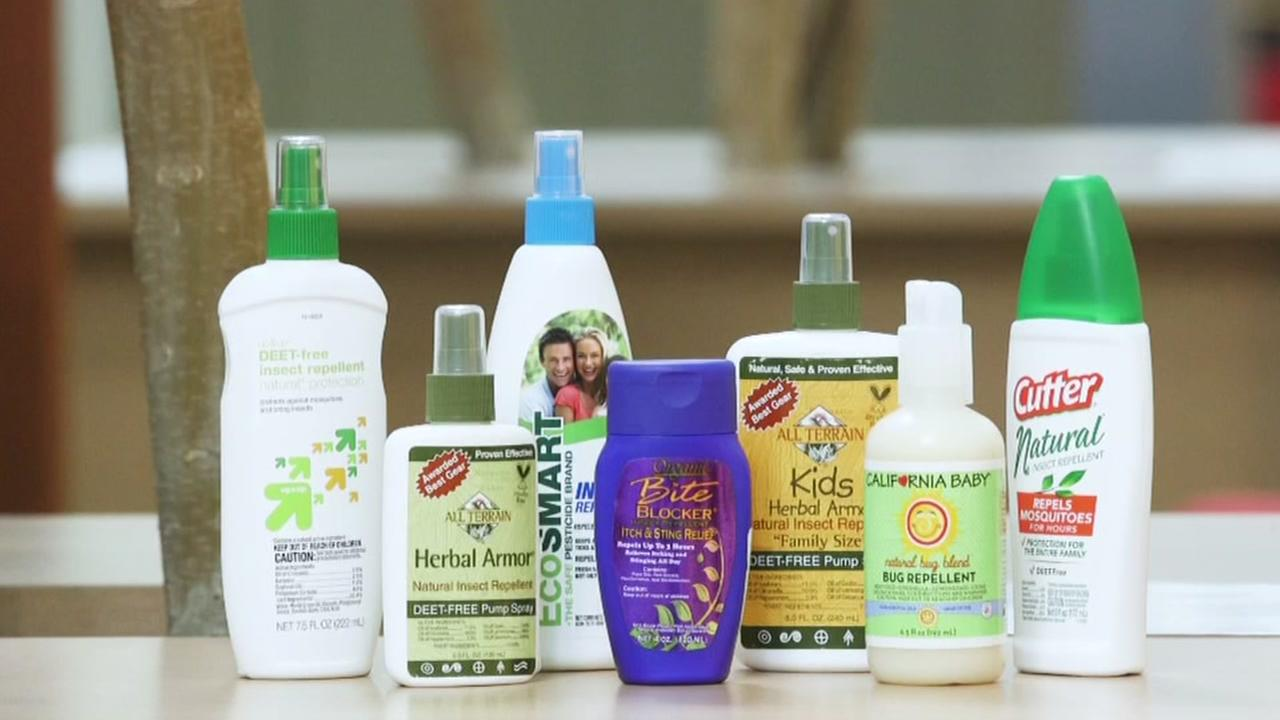 Consumer Reports tests insect repellents to see which keeps the bugs away best.