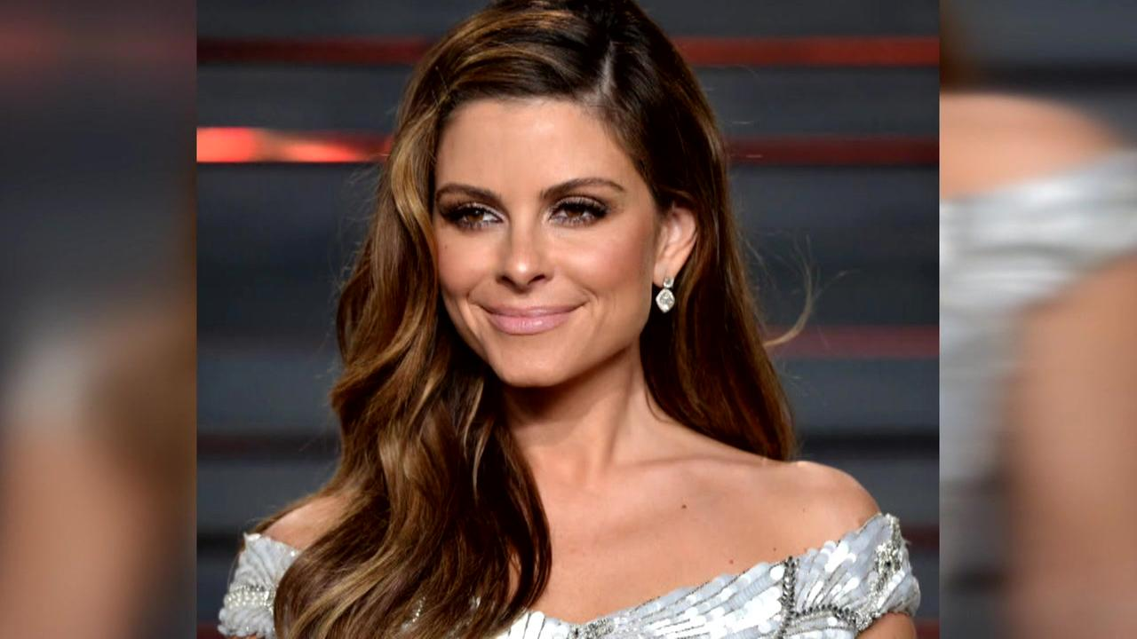Maria Menounos reveals brain tumor battle