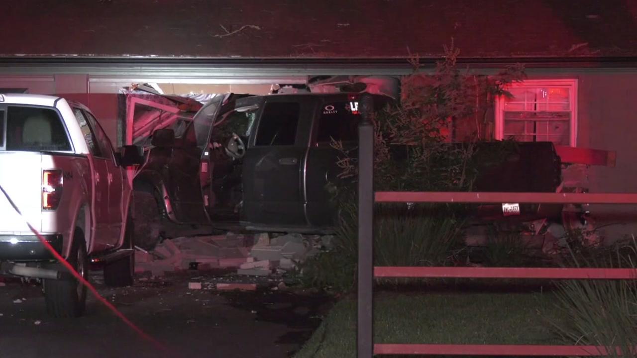 La Porte volunteer firefighter resigns after truck crash into home