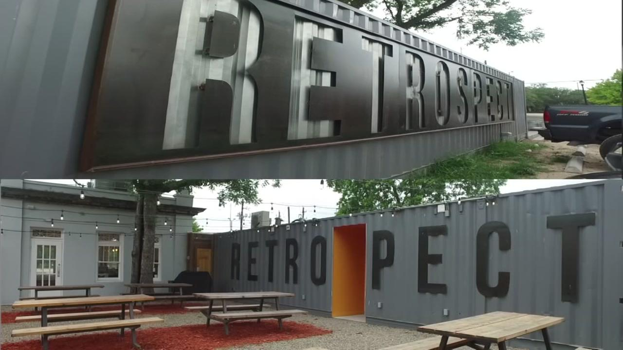 Retrospect Coffee Bar honors famous Texans