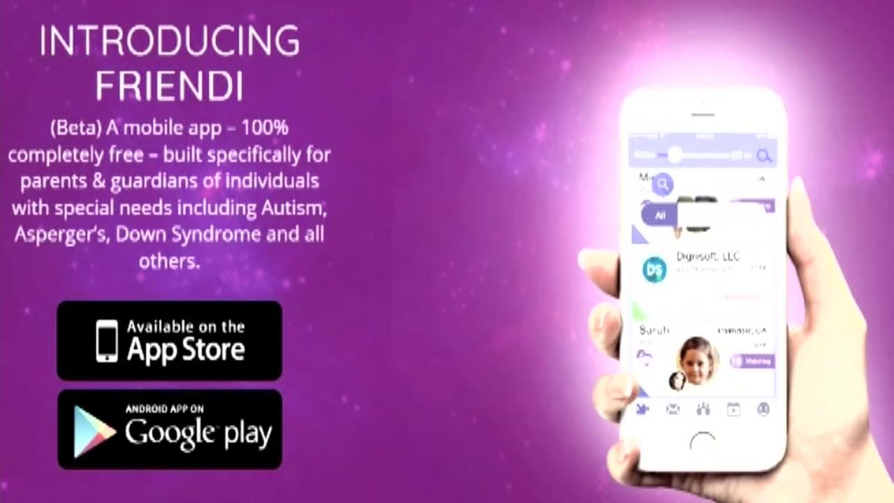 New app helps those with special needs make friends