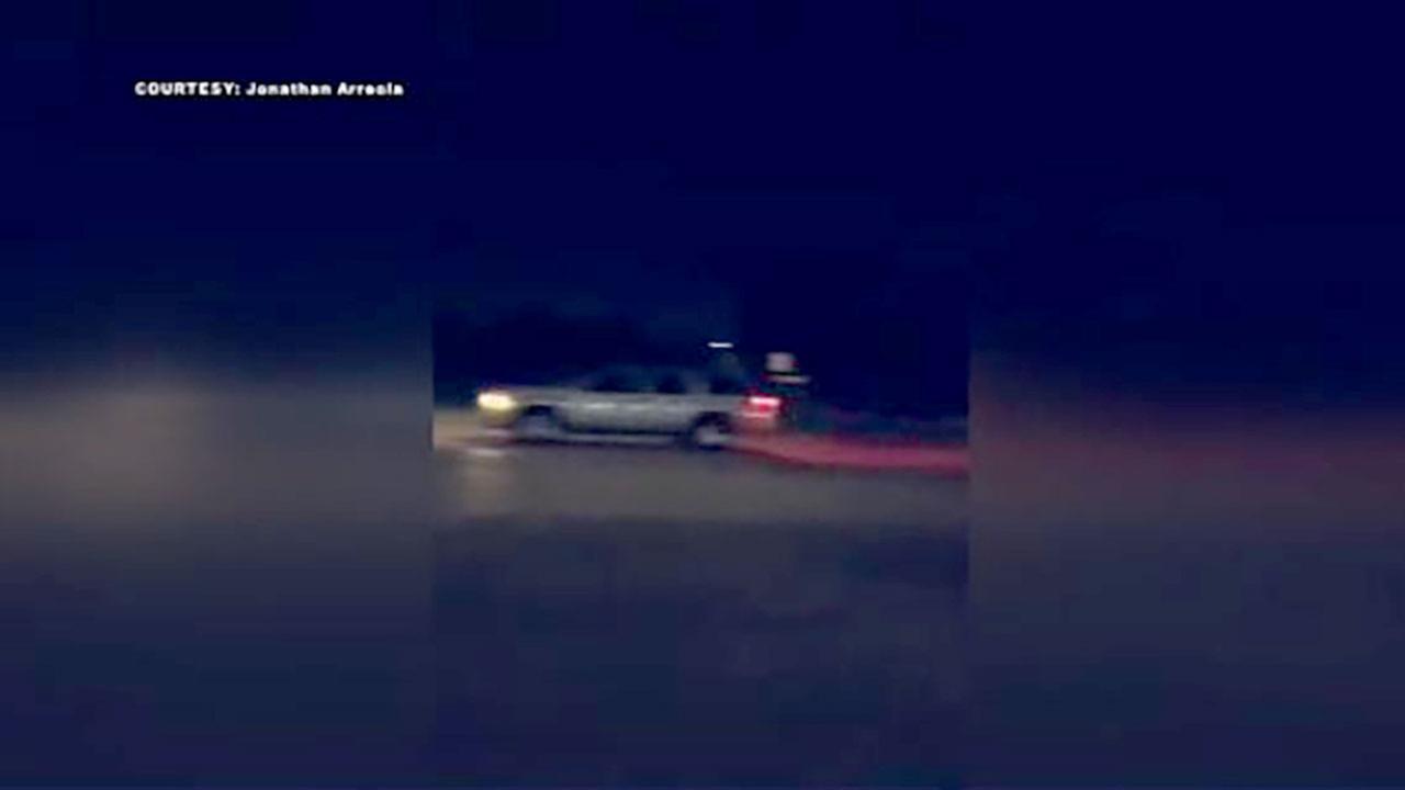 Video shows carjacker mid-chase before deputies crash