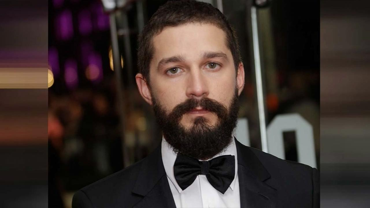 Actor Shia LaBeouf arrested for public drunkenness