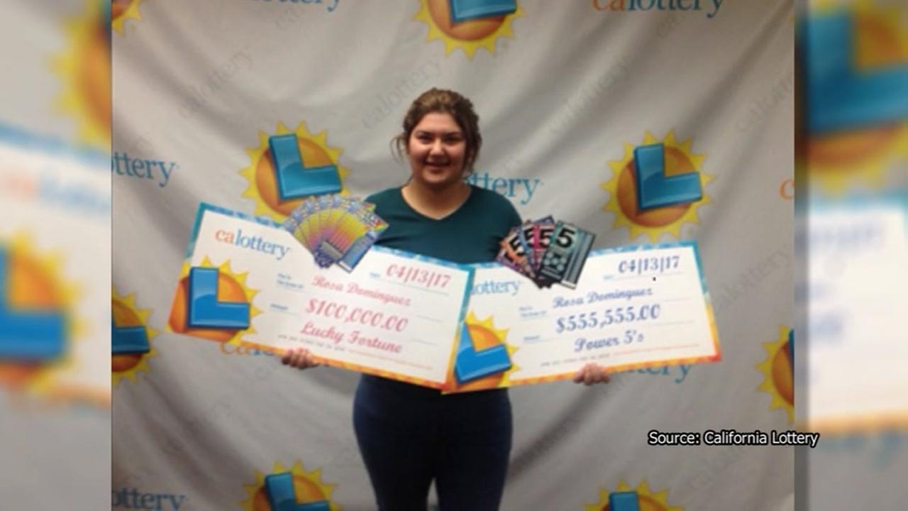 California teen wins lottery twice in a week