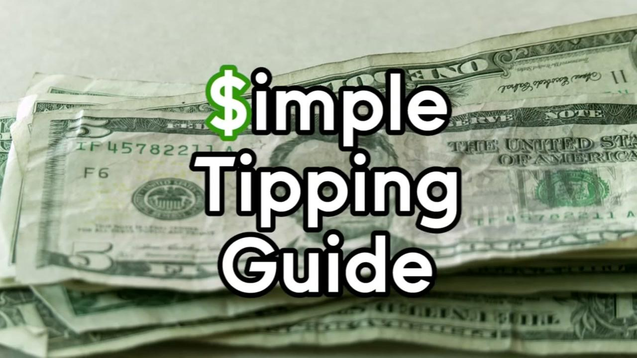 Simple guide to tipping