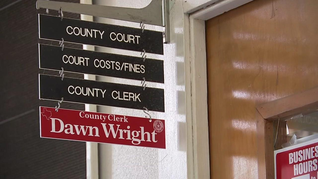 County judge triggers burglary alarm inside courthouse