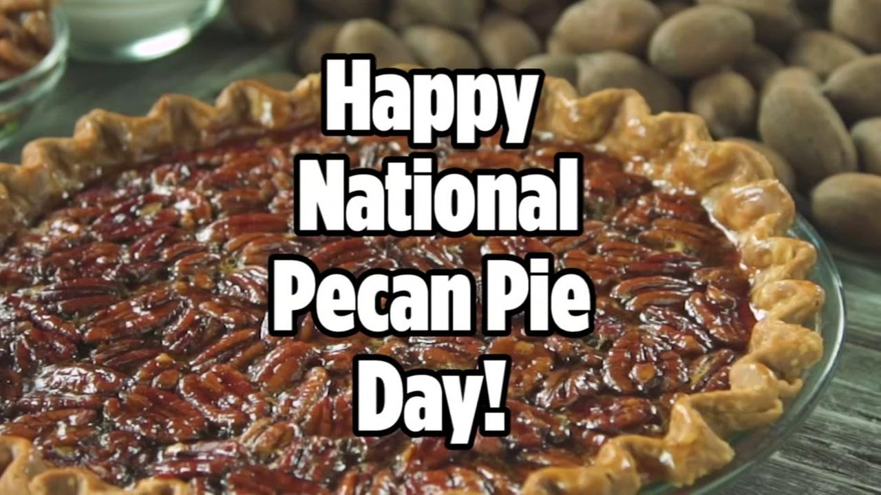 Where to celebrate National Pecan Pie Day